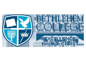 Bethlehm College Logo
